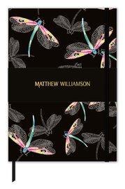 Museum & Galleries: Mathew Williamson Deluxe Journal - Dragonflies