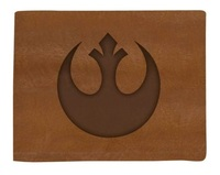 Star Wars: Rebel Leather - Bi-Fold Wallet