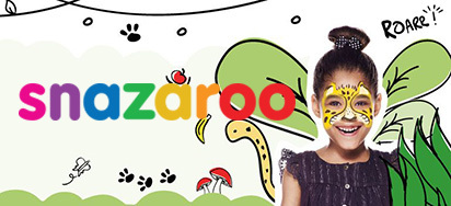 20% off Snazaroo Face Paint