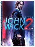 John Wick: Chapter 2 DVD