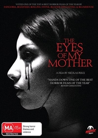 The Eyes of My Mother on DVD image