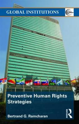 Preventive Human Rights Strategies by Bertrand G. Ramcharan image