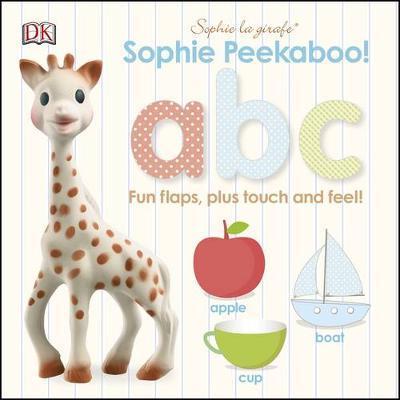 Sophie Peekaboo! ABC by DK image
