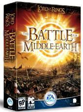 The Lord of the Rings: The Battle for Middle-Earth DVD Edition for PC Games