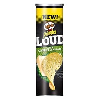 Pringles Loud Cheesy Italian (153g)