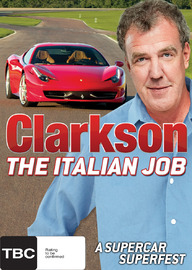 Clarkson - The Italian Job (2 Disc Set) on DVD
