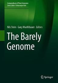 The Barely Genome