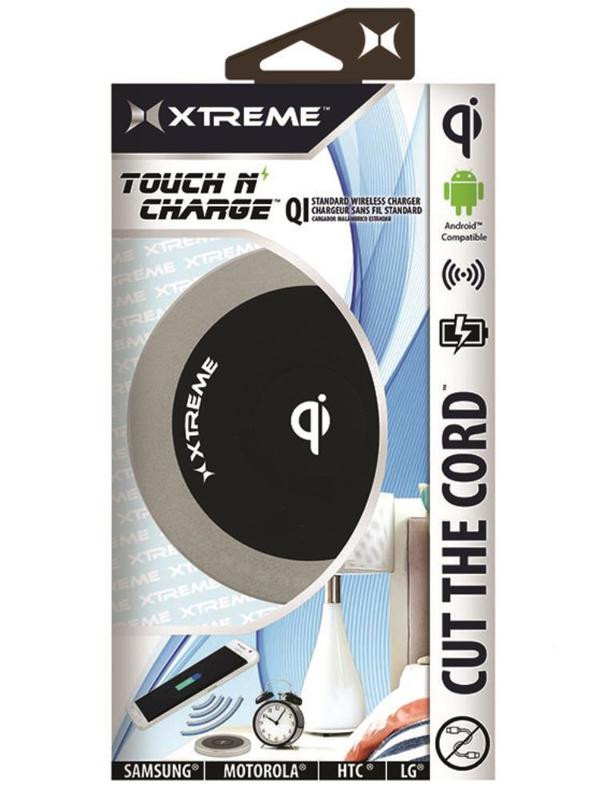 Xtreme: Touch N Charge Wireless Charging Base