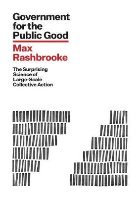 Government for the Public Good by Max Rashbrooke