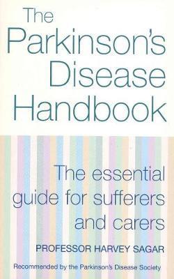 The New Parkinson's Disease Handbook by Harvey Sagar image