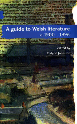 A Guide to Welsh Literature 1990-1996 v. 6 image