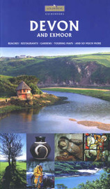 Devon the Guide Book: Beaches. Contemparary Art. Gardens. Restaurants and So Much More by William Fricker image