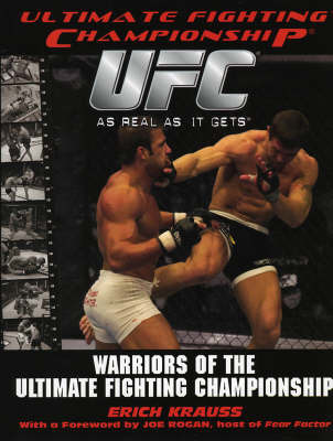 Warriors of the Ultimate Fighting Championship by Erich Krauss image