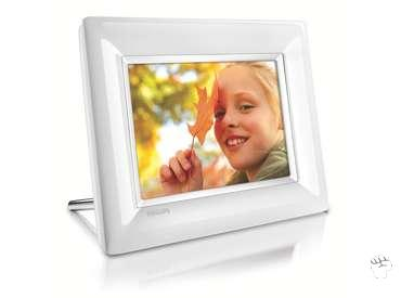 "PHILIPS Philips 6FF3FPW 5.6"" LCD Photo Display with FREE  SPC610NC Notebook Webcam image"