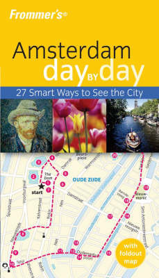Frommer's Amsterdam Day by Day by Haas Mroue