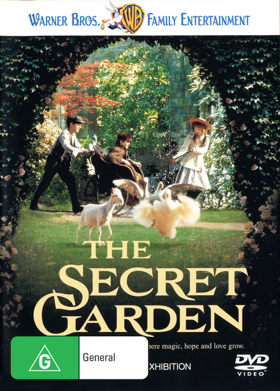 The Secret Garden on DVD