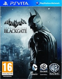 Batman: Arkham Origins Blackgate for PlayStation Vita