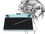Wacom Intuos Draw Pen Tablet (Small / Mint Blue)