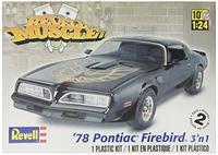 Revell: 1/24 '78 Pontiac Firebird - Model Kit