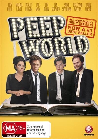 Peep World on DVD