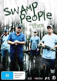 Swamp People - Season 7 on DVD