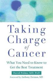 Taking Charge of Cancer by David Palma image