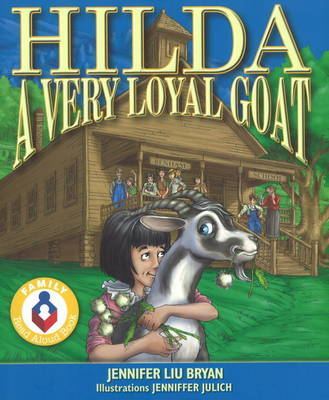 Hilda by Jennifer Bryan