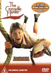 Crocodile Hunter - Vol 1 on DVD