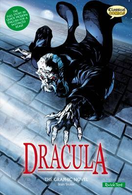 Dracula the Graphic Novel Quick Text by Bram Stoker