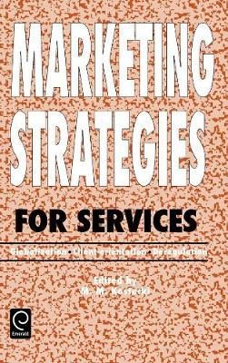 Marketing Strategies for Services