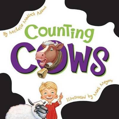 Counting Cows by Michelle Medlock Adams image