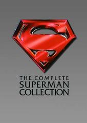 The Superman Collection (4 Disc) on DVD