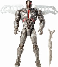 "Justice League: 6"" Action Figure - Cyborg"