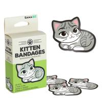 Gama Go: Kitten Bandages (18pc)