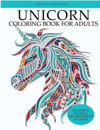 Unicorn Coloring Book by Creative Coloring