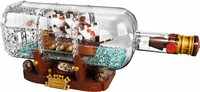 LEGO Ideas: Ship in a Bottle (21313)