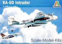 Italeri 1/72 Ka-6D Intruder Scale Model Kit