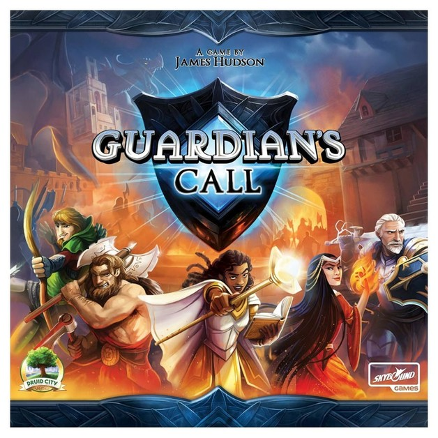 Guardians Call - Board Game