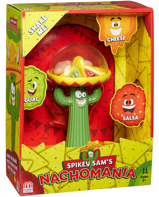 Spikey Sam's Nachomania - Party Game