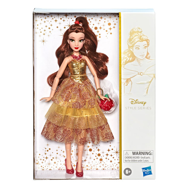 Disney Princes: Style Series Doll - Belle