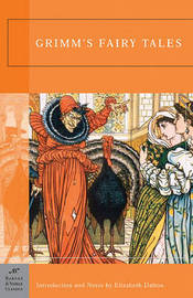 Grimm's Fairy Tales (Barnes & Noble Classics Series) by Jacob Grimm