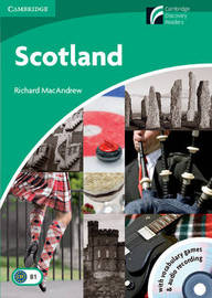 Scotland Level 3 Lower-intermediate Book with CD-ROM and Audio CDs (2): Level 3 by Richard MacAndrew