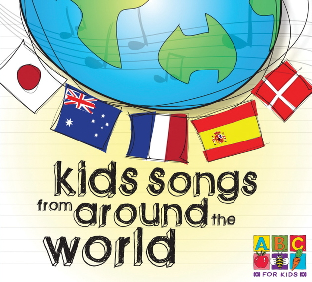 Kids Songs From Around The World by Various