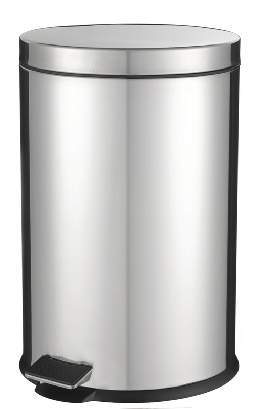 L.T. Williams - Chrome Pedal Bin - 12L