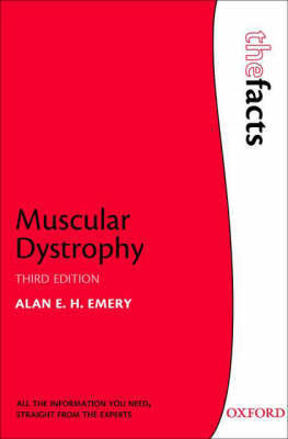 Muscular Dystrophy by Alan E.H. Emery image