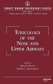 Toxicology of the Nose and Upper Airways image