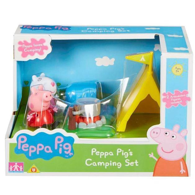 Peppa Pig: Camping Playset
