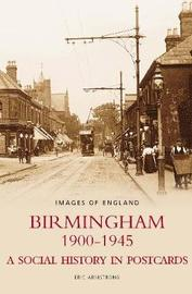 Birmingham 1900-1945 by Eric Armstrong image