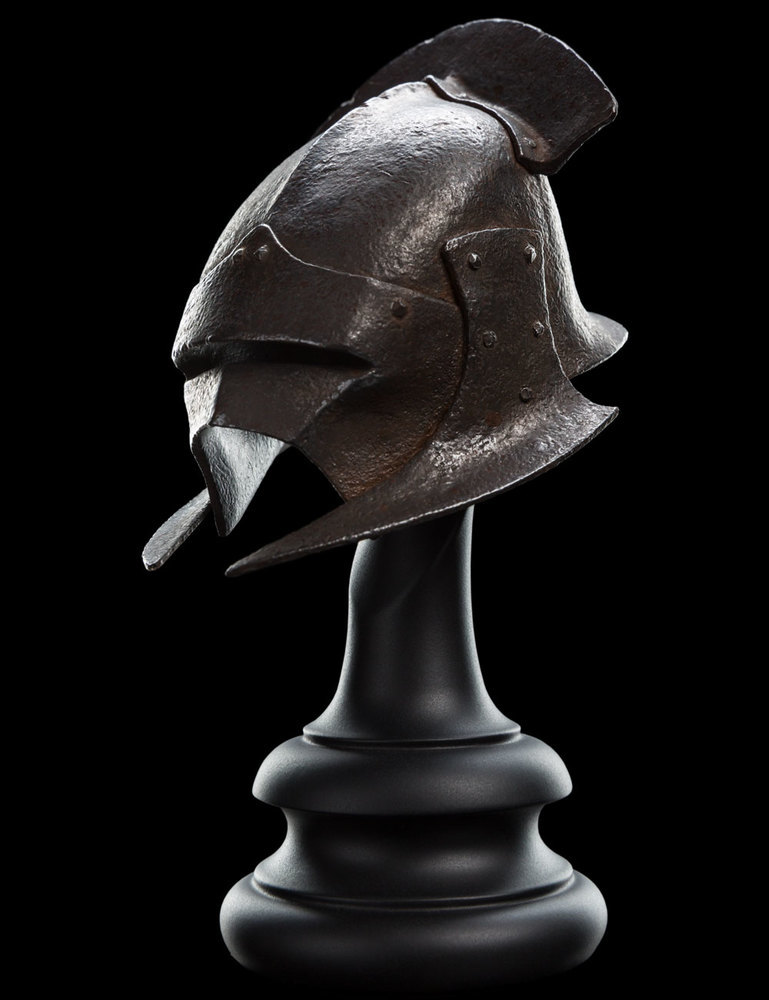 The Lord of the Rings: Uruk-hai Swordsman Helm - by Weta image