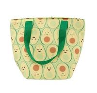Happy Avocado - Lunch Tote Bag